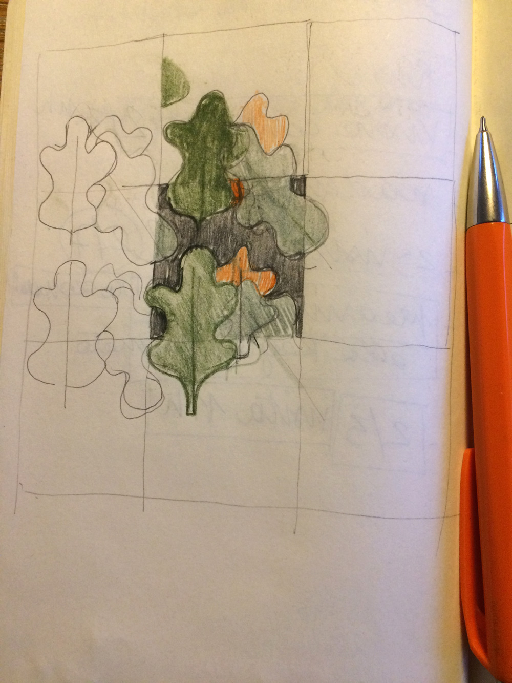 leaves-tiles-sketch
